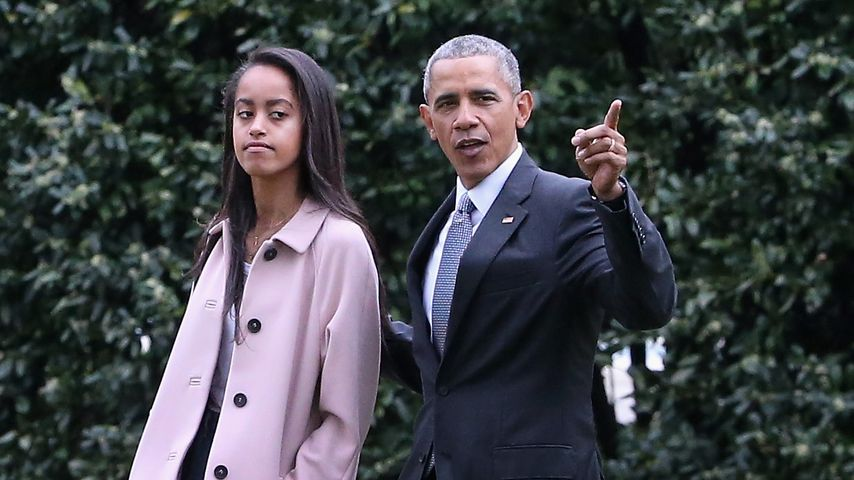 Party-Girl Malia? Barack Obamas Tochter auf wilder Club-Tour
