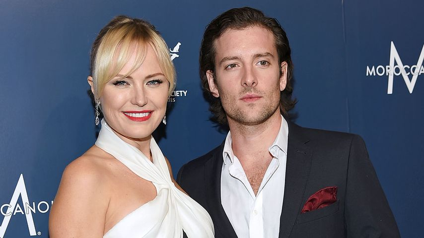 Hochzeit in Mexiko: Malin Akerman heiratet Jack Donnelly!