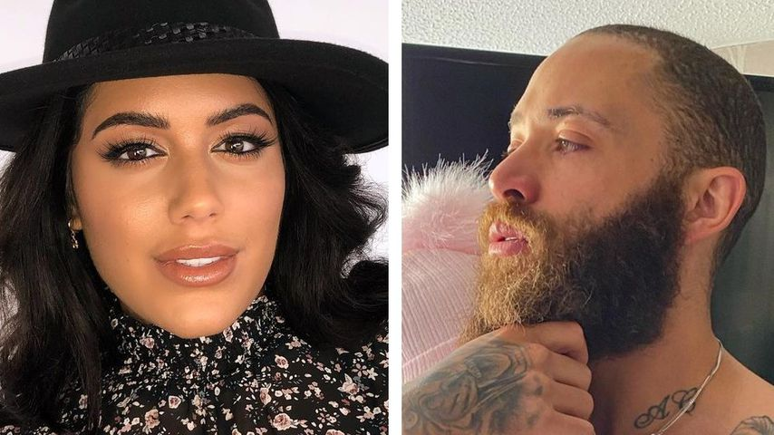 Malin Anderssons Tochter (†) passt auf Ashley Cains Baby auf