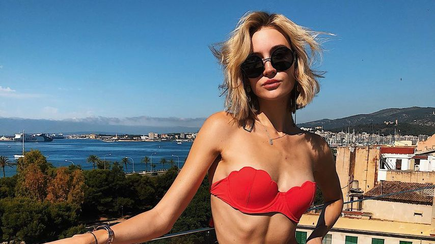Hater kritisieren schlanke Figur: Nun wehrt sich Mandy Bork