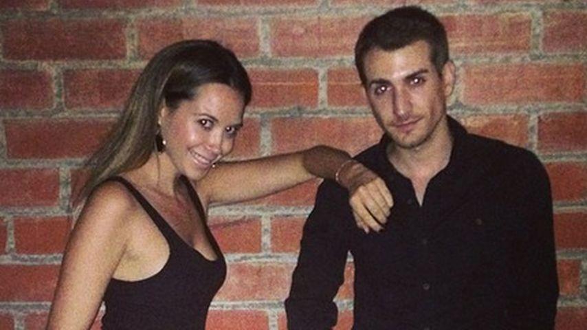 Oh là là: Das ist Mandy Capristos hübscher Bruder!