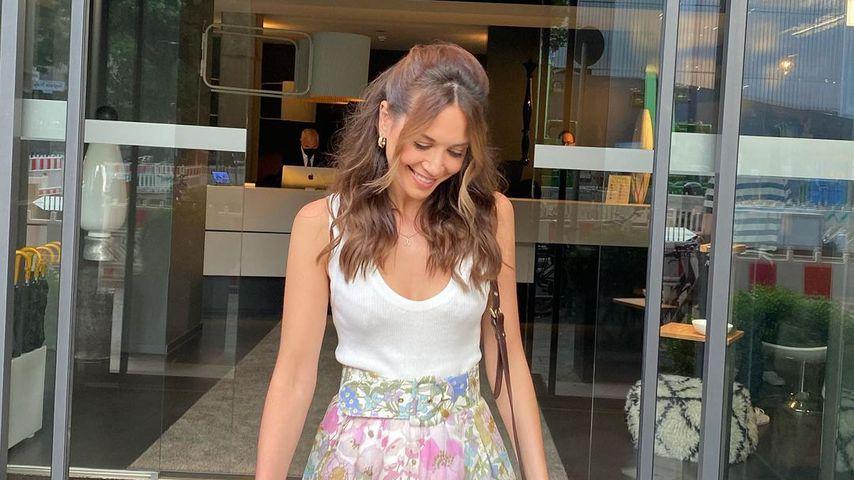 Mandy Capristo im August 2021