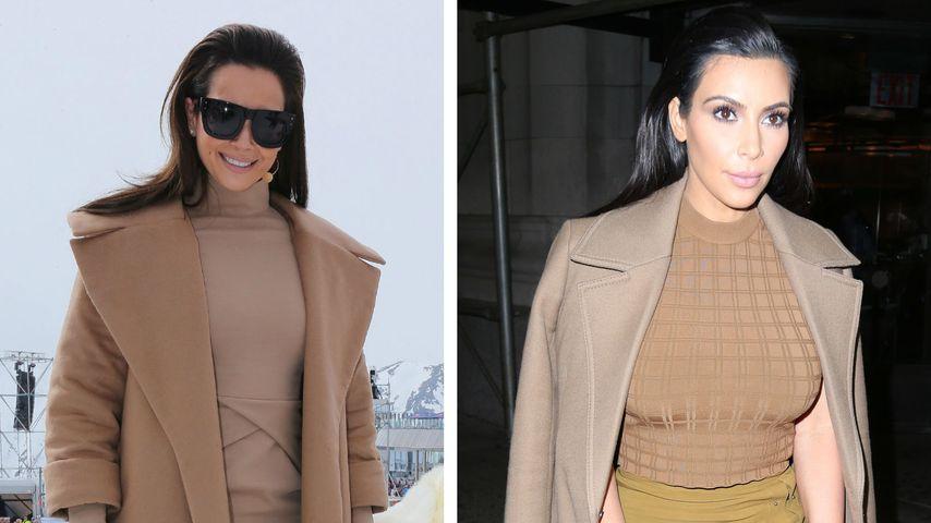 Kim-Kopie! Mandy Capristo plötzlich im Kardashian-Look