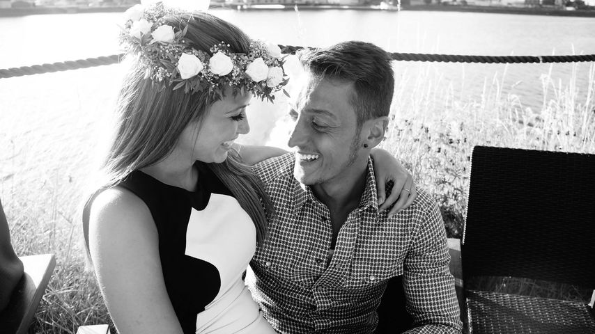 Ist Mesut Özil wirklich Mandys Mann fürs Leben?