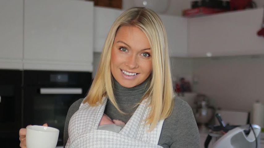 Mandy Lange gibt nach sechs Wochen ehrliches Mutter-Update!