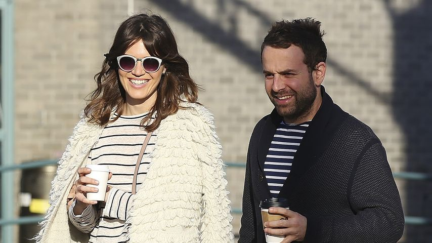 Mandy Moore und Freund Taylor Goldsmith im November 2016 in Los Angeles
