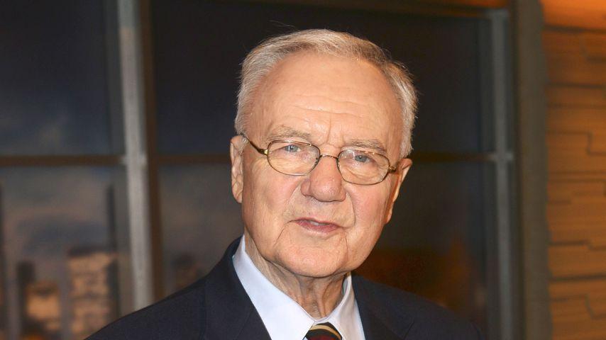 Brandenburgs erster Ministerpräsident Manfred Stolpe ist tot