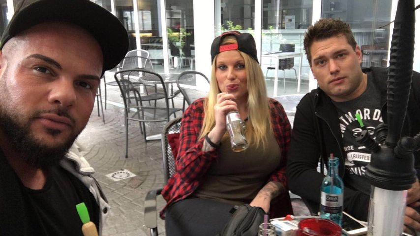 "Manuel, Sharon und Kevin kennen sich durch ""Big Brother 2015"""