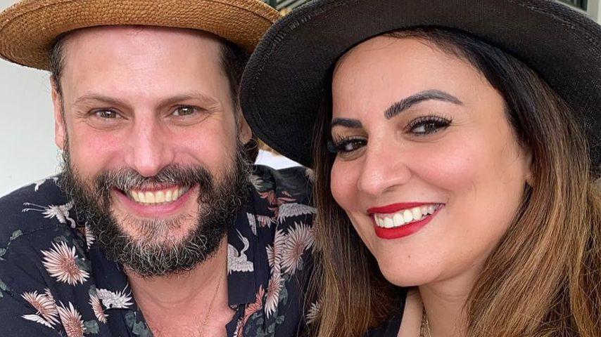 Zum ersten Mal: Manuel Cortez teilt Selfie mit Freundin