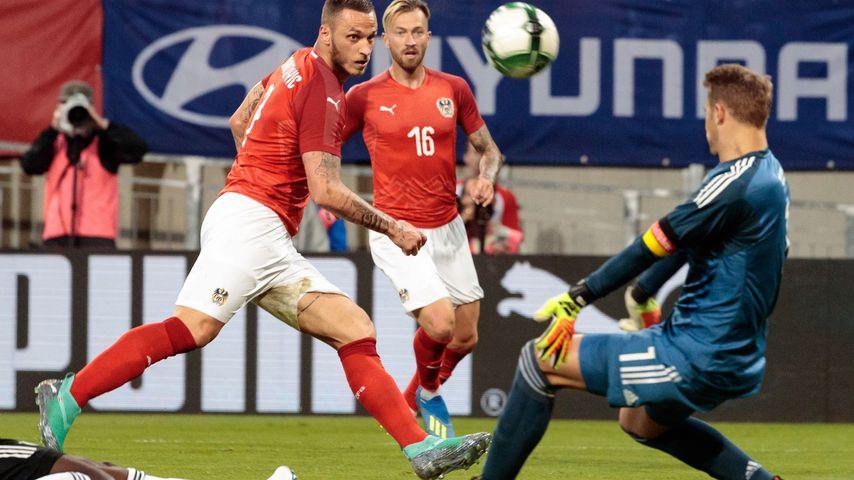 Ärztlich grünes Licht: Manuel Neuer könnte zur WM mitfahren!