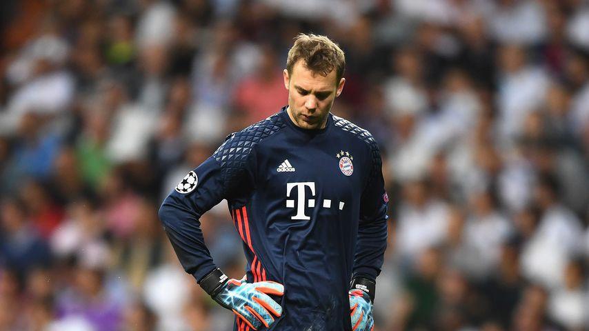 Verletzter Manuel Neuer: Wird er bei der WM kicken können?