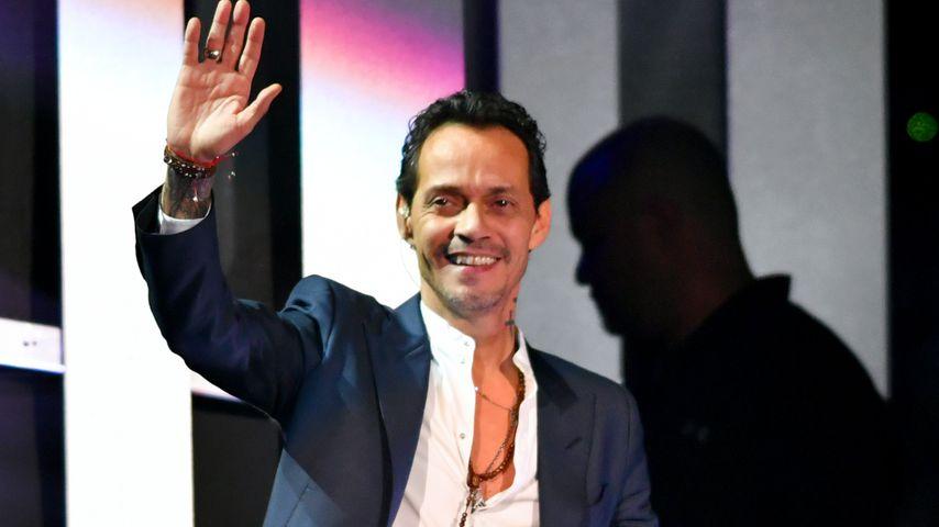 Marc Anthony in Miami, November 2018