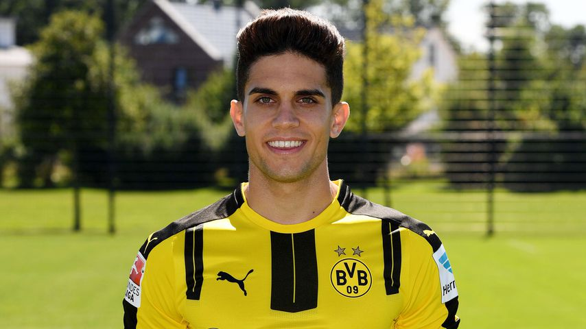 Marc Bartra im August 2016