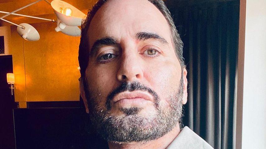 Marc Jacobs nach seinem Facelifting, Juli 2021