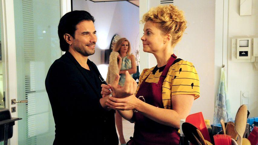 """Schauspieldebüt! So wird """"Sophie kocht"""" mit Marc Terenzi"""