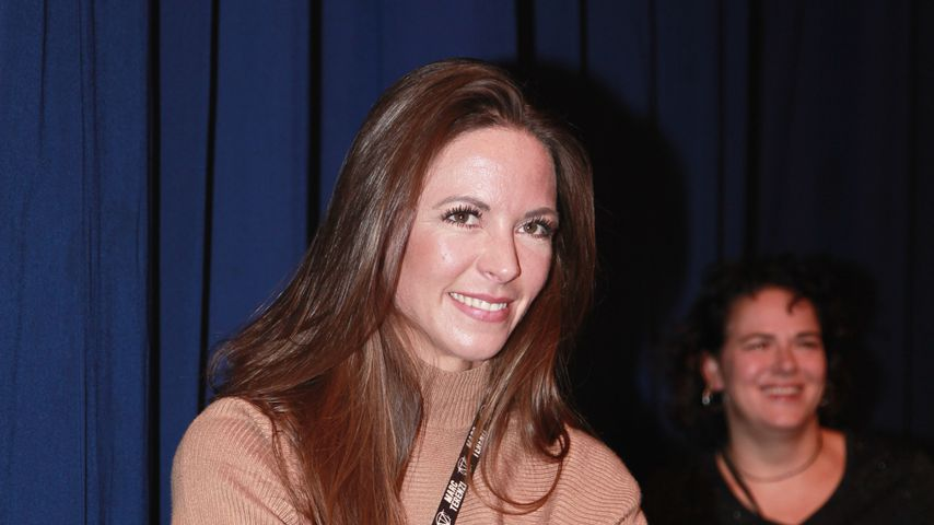 Marc Terenzis Freundin Viviane bei einem Auftritt der SixxPaxx