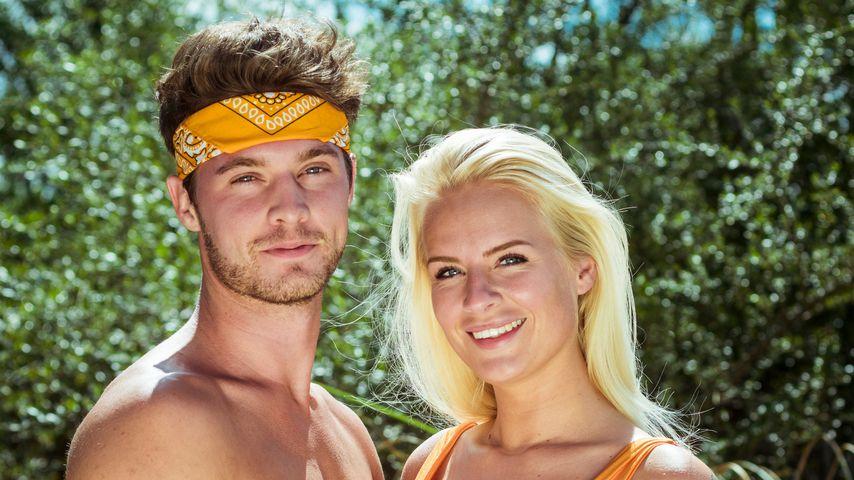"""Marc Zimmermann und seine """"Love Island""""-Partnerin Anna Iffländer"""