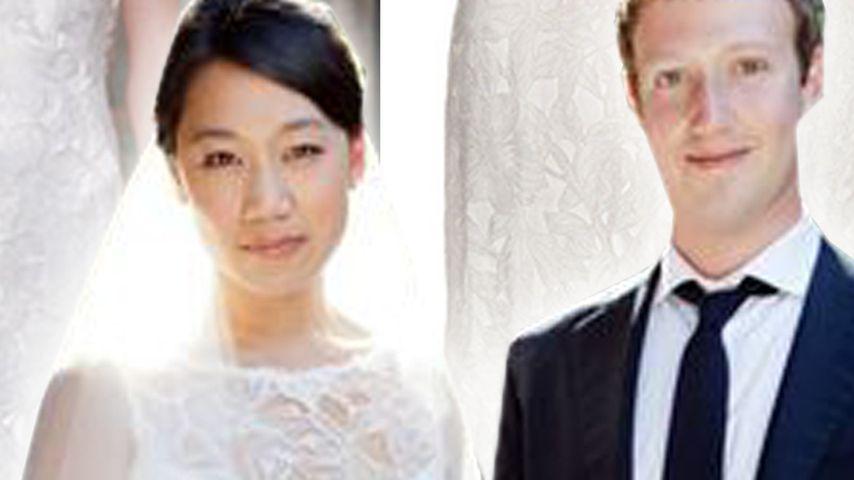 Mark Zuckerberg: So teuer war das Brautkleid