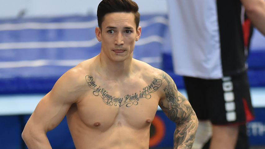 Sexy! Marcel Nguyen ist Deutschlands heißester Olympia-Star