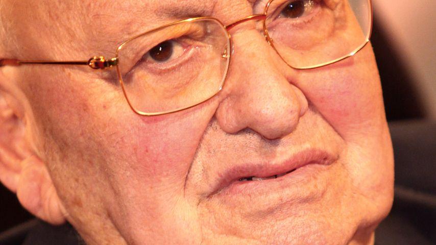 Große Trauer: Marcel Reich-Ranicki ist tot!