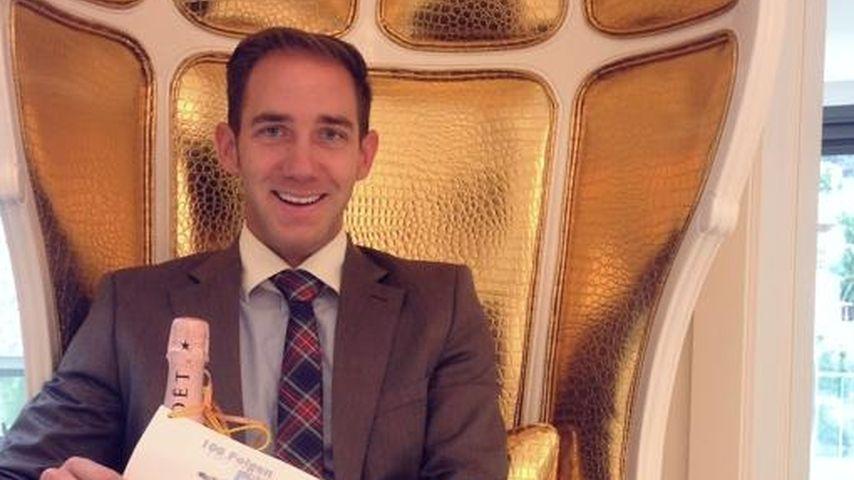 Luxus-Makler Marcel Remus feiert 100. Sendung
