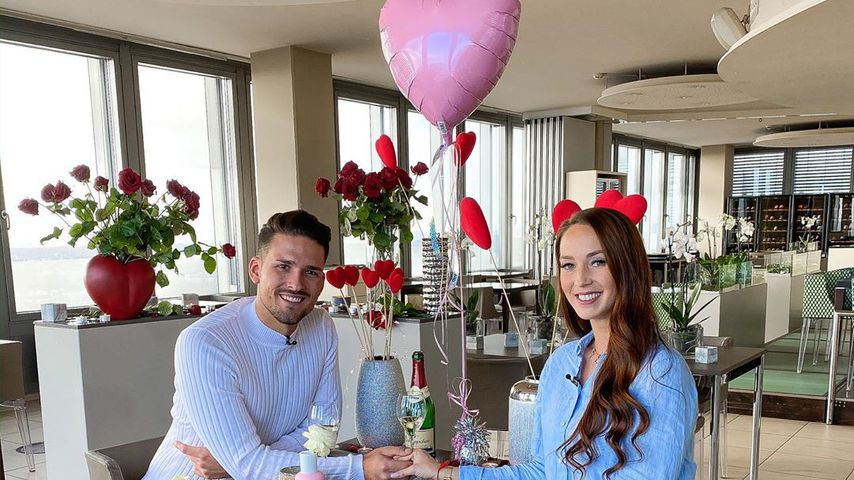 Reunion: Marco und Christina waren nervös vor Fan-Reaktionen