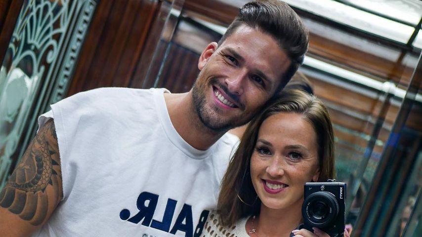 Marco Cerullo und Christina Graß