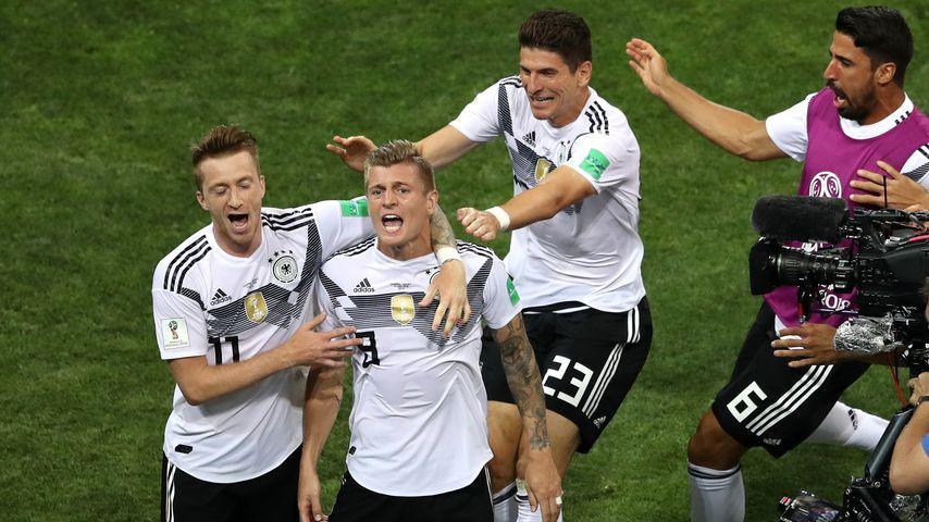 Hammer-WM-Freistoß: Kroos & Reus waren sich erst nicht einig