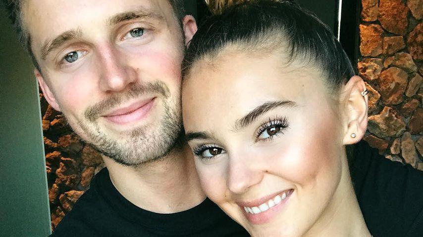 Erholung nach Krankenhaus: Marcus & Stefanie im Winterurlaub