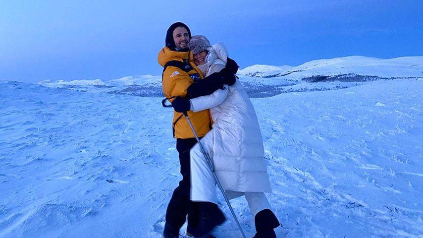 """""""Inspirierst mich"""": Steffi Giesinger gratuliert ihrem Marcus"""