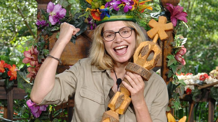 Dschungelkönigin Maren hängte Jörn spielend ab!