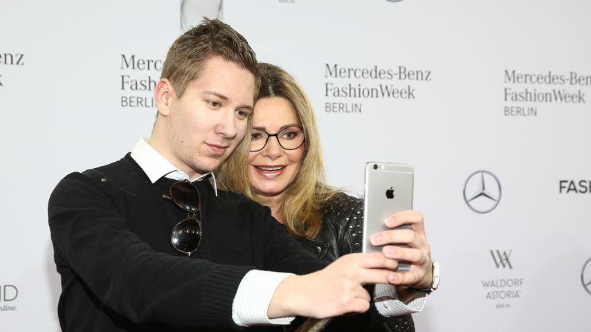 Fashion-Flirt für Maren Gilzer: Das ist ihr Date!