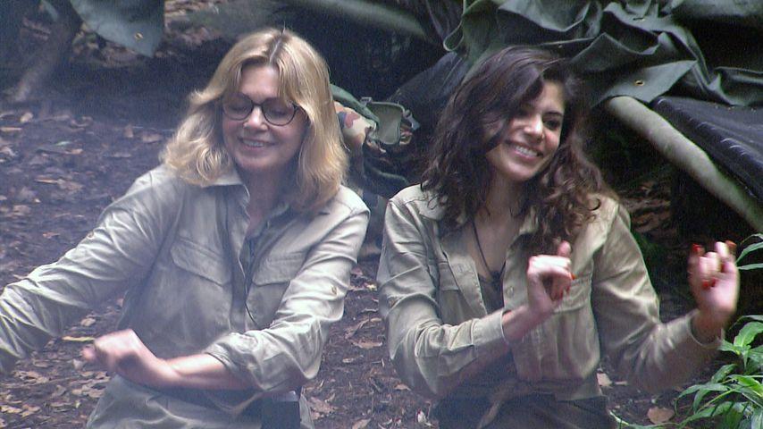Tanja & Maren versauen letzte Dschungel-Prüfung