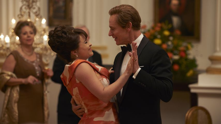 """Prinzessin Margaret und ihr Mann Antony in """"The Crown"""""""