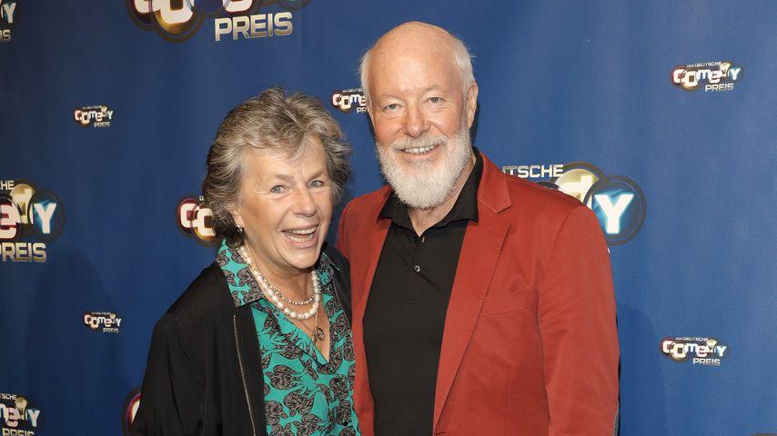 Bill Mockridge und seine Frau Margie Kinsky