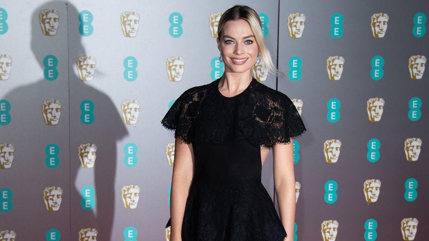 Margot Robbie, British Academy Film Awards, Februar 2020