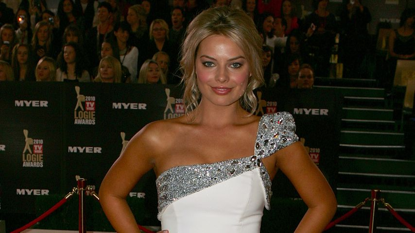Margot Robbie 2010 bei den Logie Awards