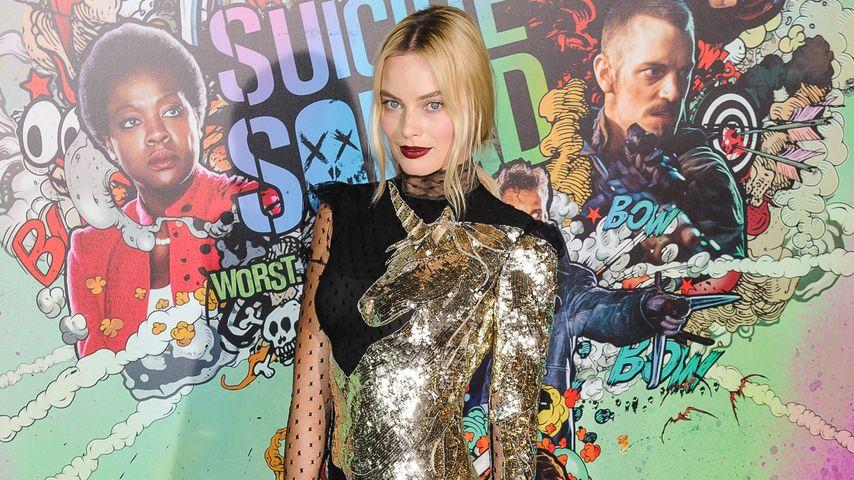 """Margot Robbie auf der """"Suicide Squad""""-Weltpremiere in New York"""