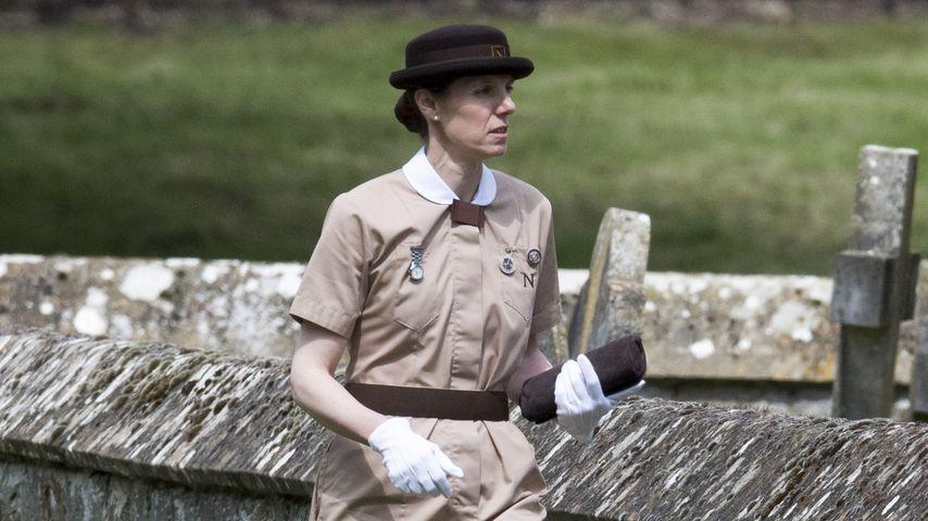 Maria Borrallo, Nanny des britischen Königshauses