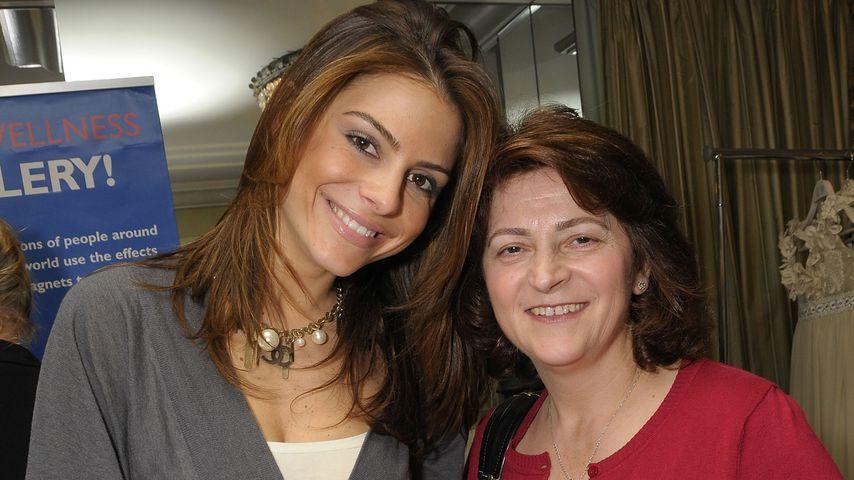 Maria Menounos und Litsa Menounos