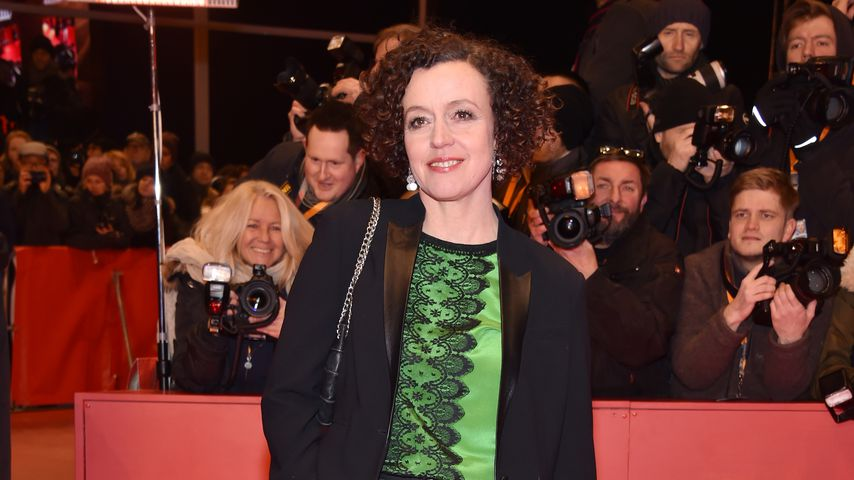 Maria Schrader bei der Berlinale 2017