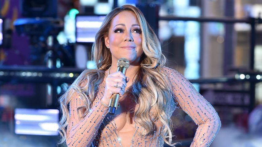 "Silvester-Katastrophe im Anmarsch? Mariah Carey singt ""Hero"""