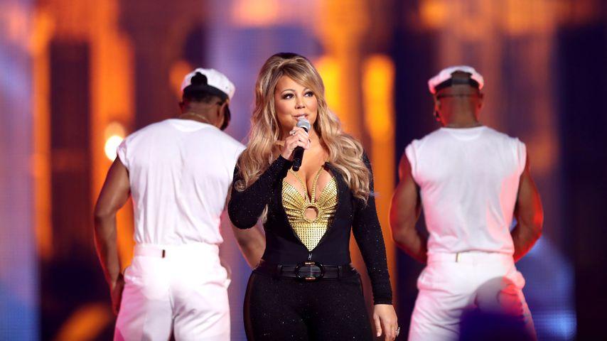 Body-Frust: Mariah Carey lässt Schlank-Spiegel anfertigen!