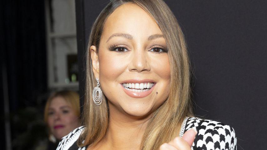 Mariah Carey, Januar 2020