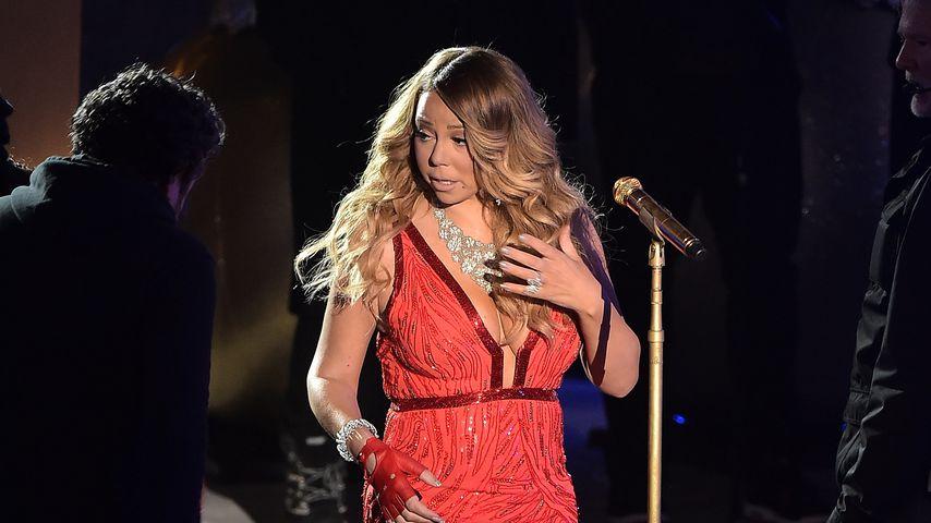 Traurige Fans: Mariah Carey cancelt weitere X-mas-Konzerte!