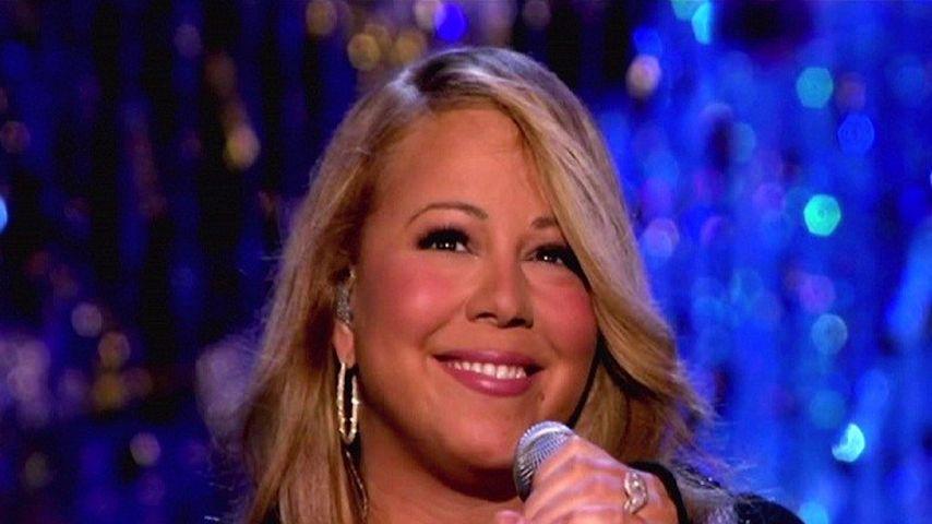 Mariah Carey erwartet Zwillinge - oder sogar mehr