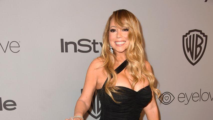 Dank Zucker-Verzicht: Mariah Carey ist wieder extrem schlank