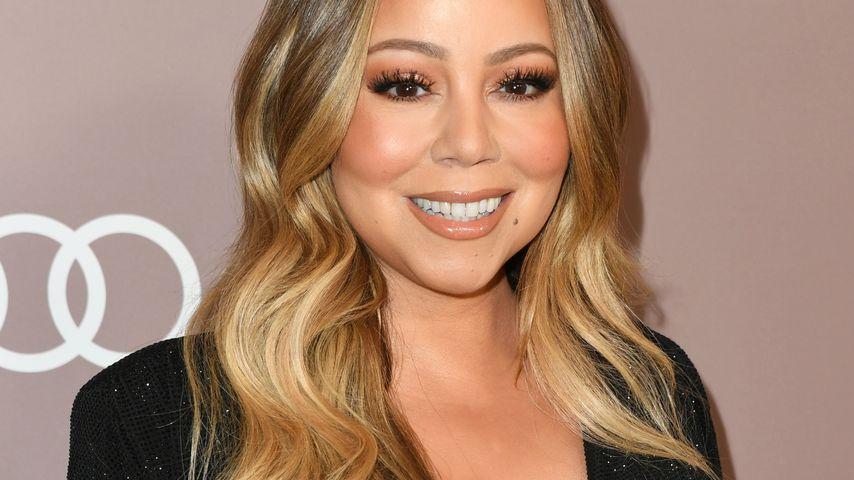 Mariah Carey bei einem Event in Beverly Hills im Oktober 2019
