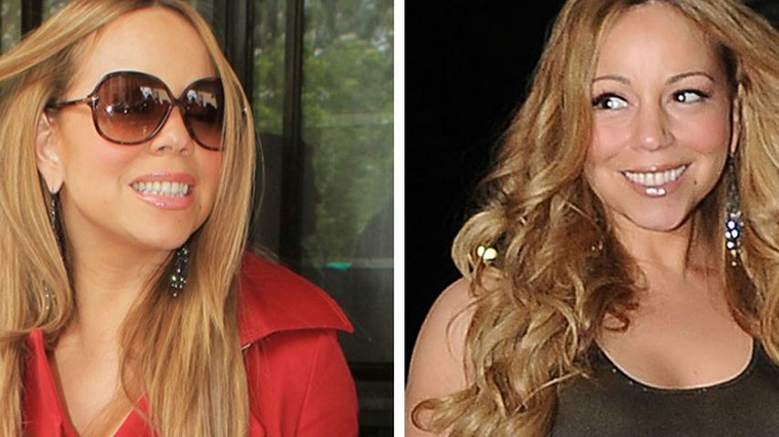 Trench oder Trash? Mariah Careys Outfit-Show