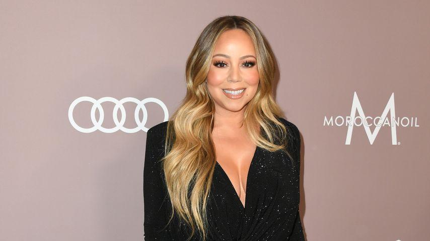 Mariah Carey im Oktober 2019 in Bevery Hills